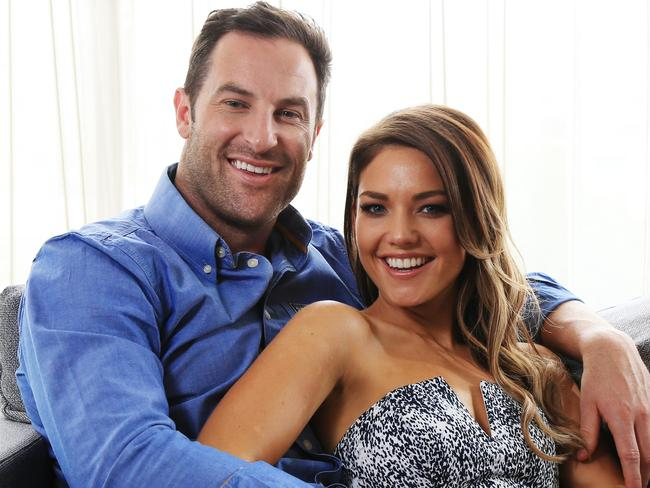 Bachelorette Sam Frost Pictured With Winner Sasha Inside The Hotel Room Where Paparazzi Photos Were
