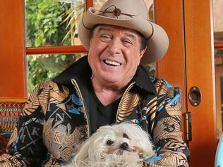 "Ian ""Molly"" Meldrum at his home. Picture Bruce Magilton"