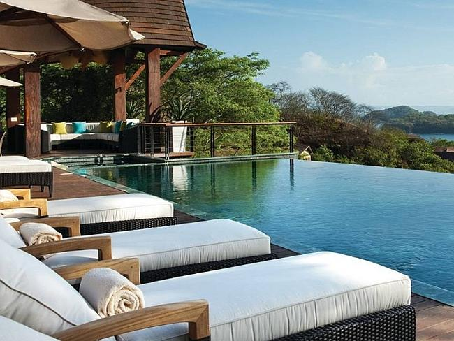Honeymoon bliss ... The Four Seasons Costa Rica fit for any newlyweds. Picture: Supplied