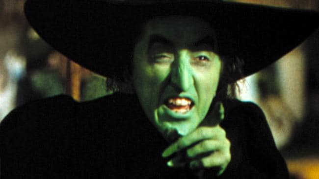 Actor Margaret Hamilton suffered for her art.
