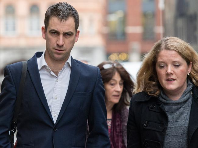 Brendan Cox has apologised for his inappropriate behaviour. Picture: Chris J Ratcliffe/Getty Images