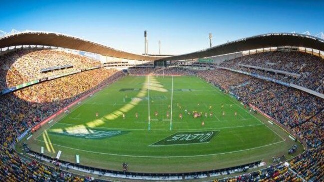 World Rugby Boss Says New Sydney Stadiums Will Help