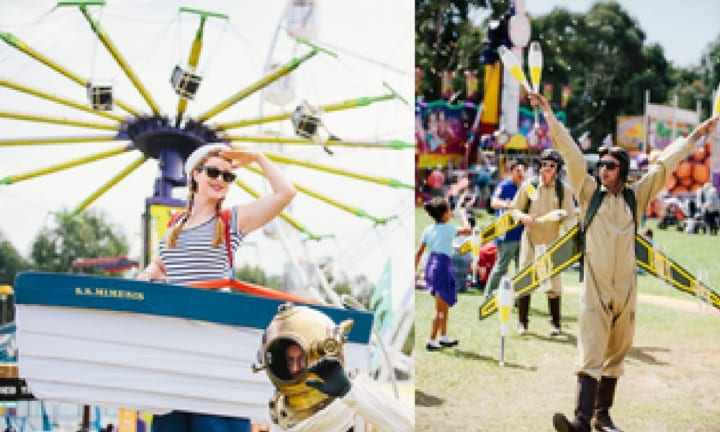 Hipster parents, rejoice! There's a festival all about kids!