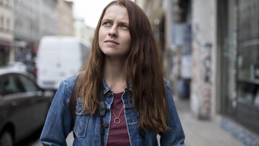 Teresa Palmer peels back the layers in Berlin Syndrome.