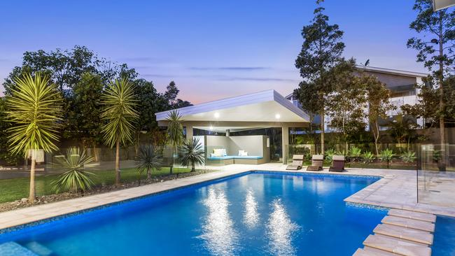 Gold coast mansion boasts magnificent design fit for stars for Beach house designs gold coast