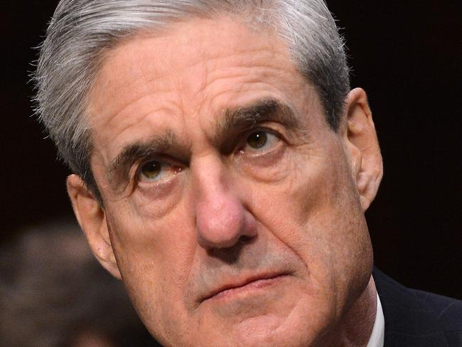 Former FBI Director Robert Mueller is now leading the Russia probe and said Strzok was removed from his team as soon as the messages were discovered. Picture: AFP PHOTO / JEWEL SAMAD