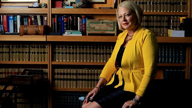 Justice Margaret McMurdo AC, President of the Court of Appeal, says the judiciary knows what it's doing and that government should not interfere. Picture: Mark Calleja