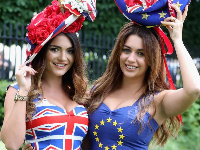 The Brexit debate has divided many in the UK. Picture: Chris Jackson/Getty Images