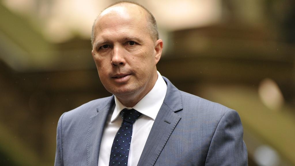 Dutton has vowed the government won't be bullied on same-sex marriage. Picture: AAP