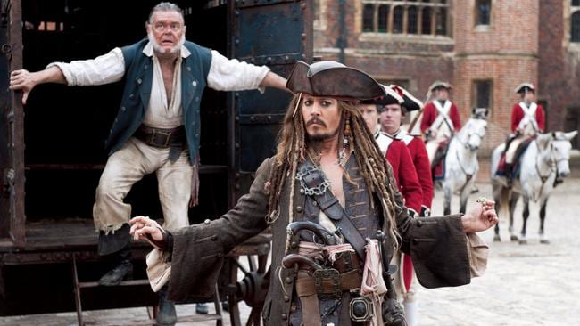 Pirates of the Caribbean: Dead Men Tell No Tales should be released in May 2017.