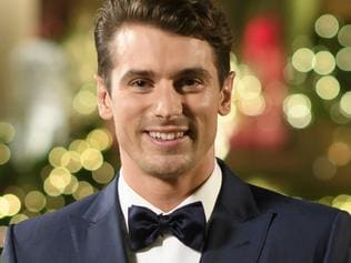 A supplied image obtained on Tuesday, July 25, 2017, of the Bachelor Australia's Matty Johnson. (AAP Image/ Supplied by Network Ten) NO ARCHIVING, EDITORIAL USE ONLY