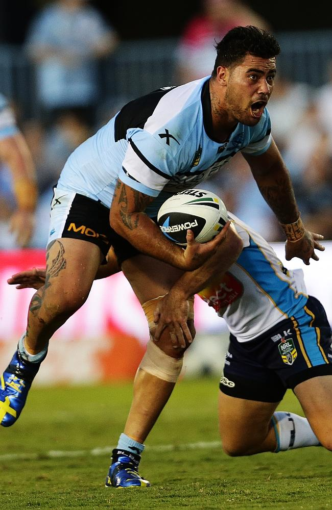 A sign Fifita wants to stay a Shark?