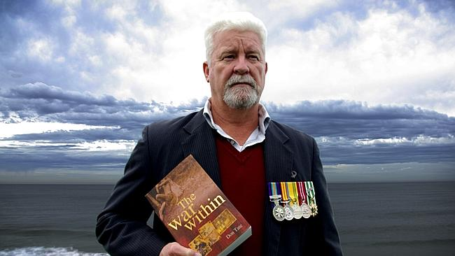 Don Tate, author of The War Within.