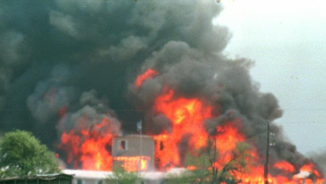 an overview of the ruby ridge waco and the oklahoma city bombing From ruby ridge to waco to oklahoma city  a new examination of the oklahoma city bombing in 1995  and his motivation in the larger context of the events at ruby ridge and waco, the rise of.