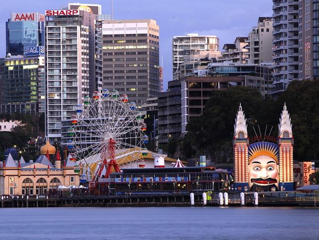 Sydney is the world's fifth most expensive city.
