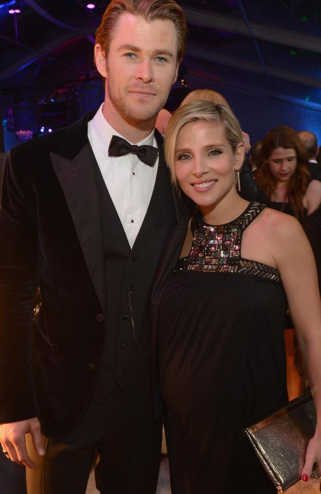 The couple welcomes twin boys earlier this year. (Photo by Jason Kempin/Getty Images for NBCUniversal)