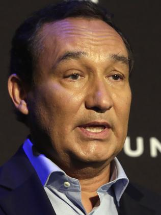 It is not clear if United Airlines CEO Oscar Munoz will have to give testimony on Capitol Hill. Picture: AP