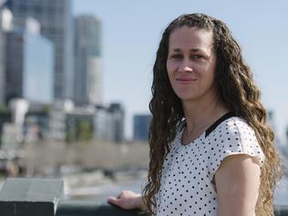 Brooke Wandin, who is hoping to become the City of Melbourne's first indigenous councillor.