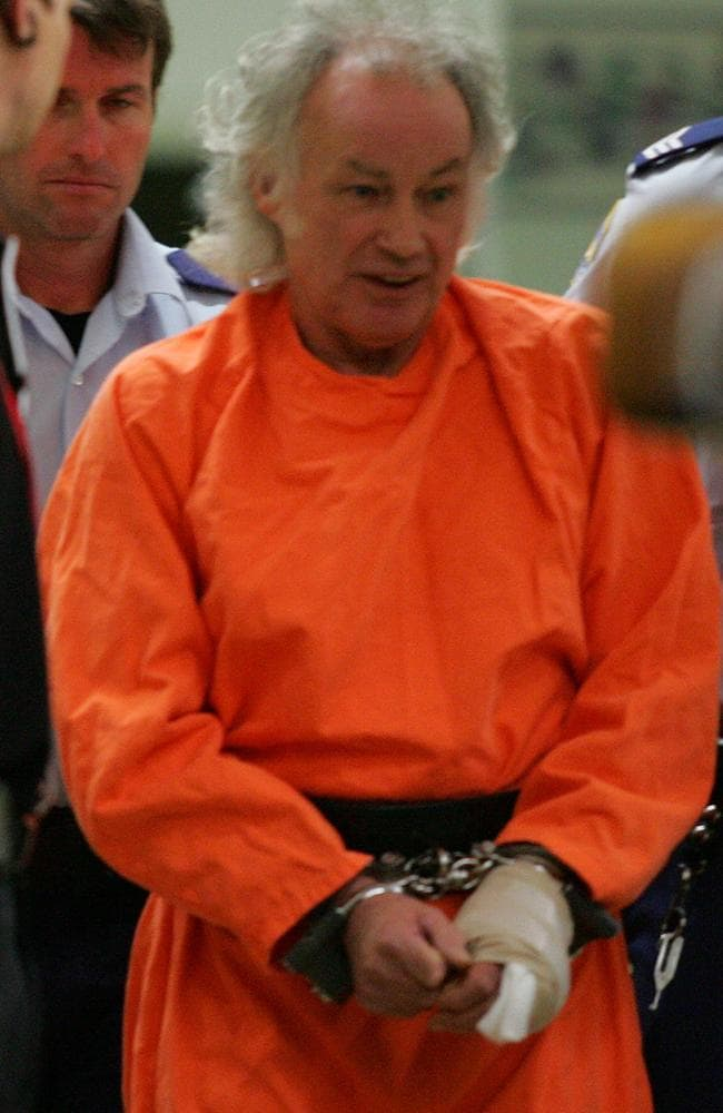 Serial killer Ivan Milat (above) says that he doesn't mix with the majority Muslim inmates in Supermax but their cultural beliefs are catered for behind bars.