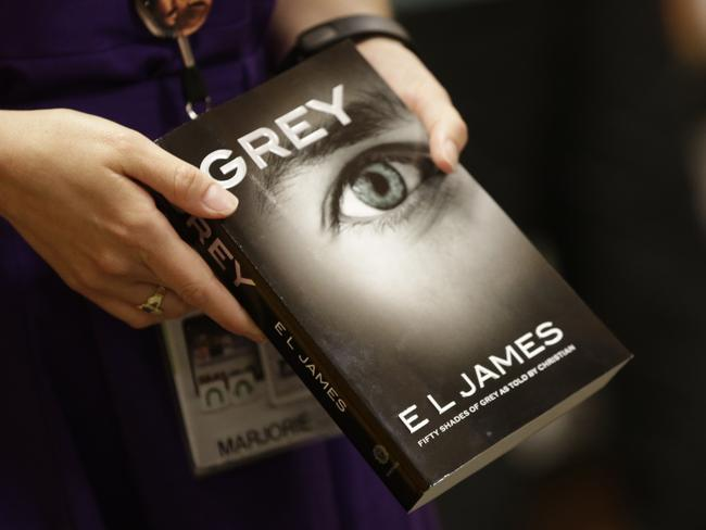 Grey book by EL James: 50 Shades of Grey from Christian's ...