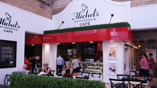 New French-inspired Michel's Patisserie & Café concept store at Robina Town Centre