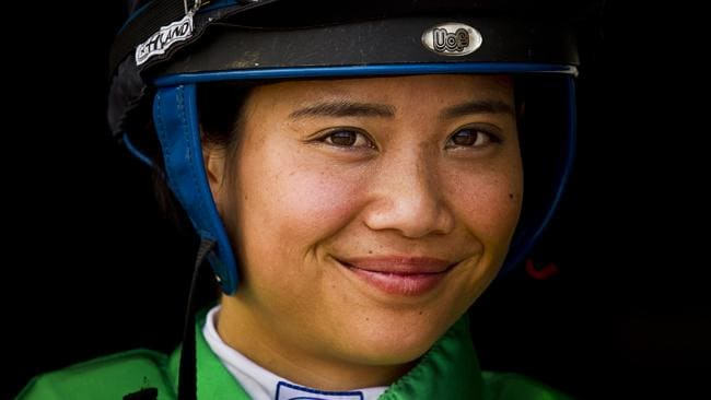 Deanne Panya is confident Goldfinch will handle the extra distance at Warwick Farm on Wednesday. Picture: Jenny Evans