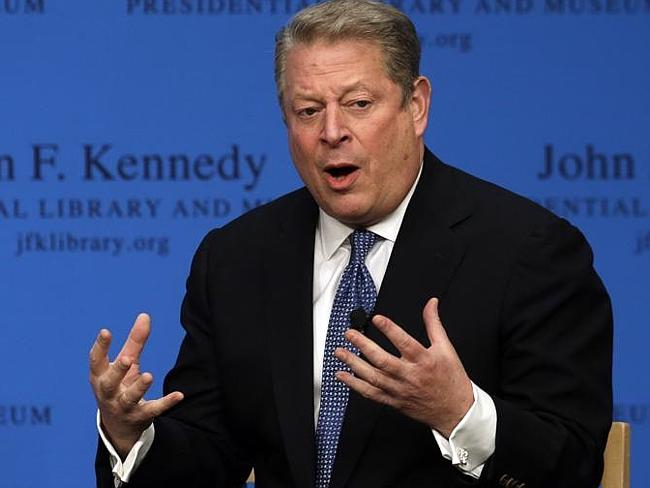 Al Gore did better at school than the guy who beat him in the 2000 presidential election.