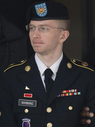 Bradley Manning in 2013. Picture: Saul Loeb