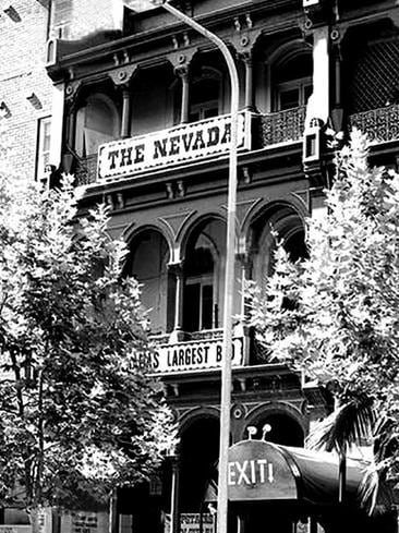 The Nevada, a former Kings Cross brothel, played a key role in the sex workers rights movement.