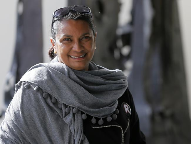 Defence ... Senator Nova Peris is expected to address the allegations in the Senate today. Photo: Richard Jupe