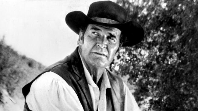 Game changer ... James Garner was the first actor to excel in both film and television.