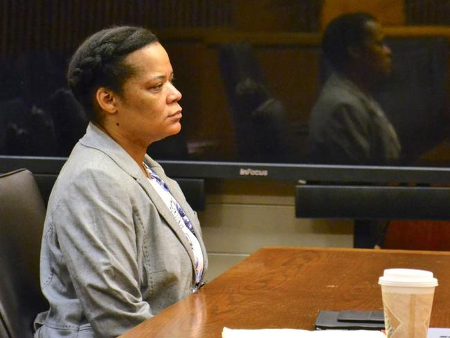 Uloma Curry-Walker's sickening plot backfired. Picture: Cory Shaffer/Cleveland.com via AP