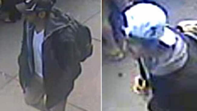 New images of suspects