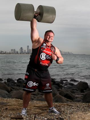 Gold Coast man joins World's Strongest Man competition in ...