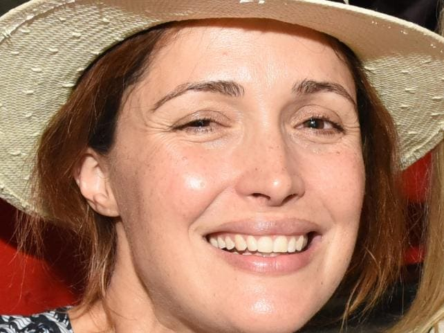 Photos of Event to support Gay Marriage equality in Australia at the Stonewall Inn in NYC, September 24th, 2017  Actress Rose Byrne & Tennis player Rennae Stubbs  Picture: Alex Towle