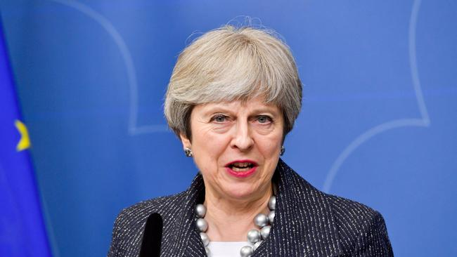 Theresa May has agreed Britain will join France and the United States in a likely military strike on Syria.