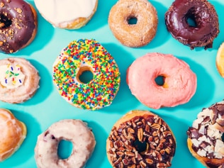 Dough'nt give in to every craving. Image: iStock