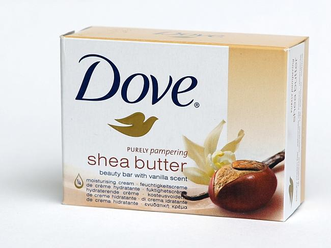 Growing demand ... cosmetic companies use shea butter as a natural moisturiser and anti-a