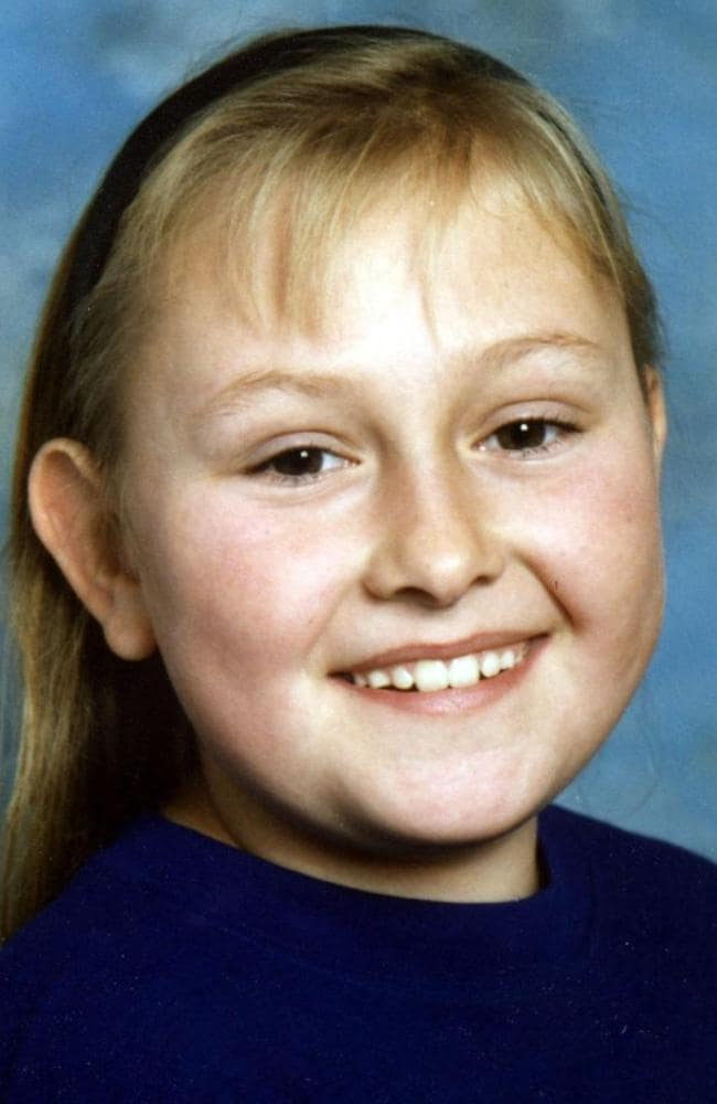 Lucy Lowe, 16, was killed in 2000 along with her mum and sister 'after her abuser set fire to their house'. Picture: The Sun