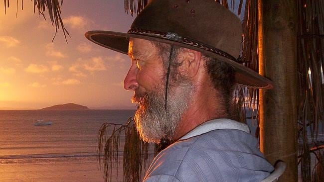 GREAT Keppel Island. Carl Svendsen has lived his entire life on the island.