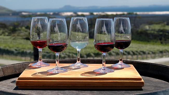 I can drink all five. I can, I can, I can. Picture: Thinkstock