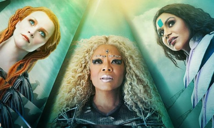 The trailer for Disney's 'A Wrinkle In Time' is here and it's magical