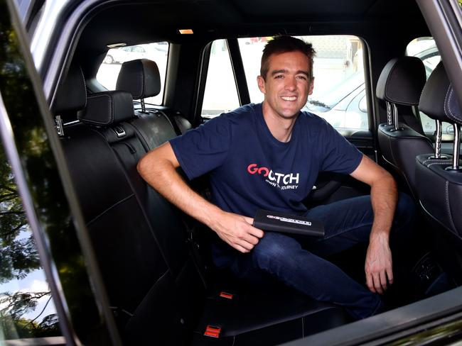 GoCatch founder Ned Moorhead is shaking up the ridesharing market.