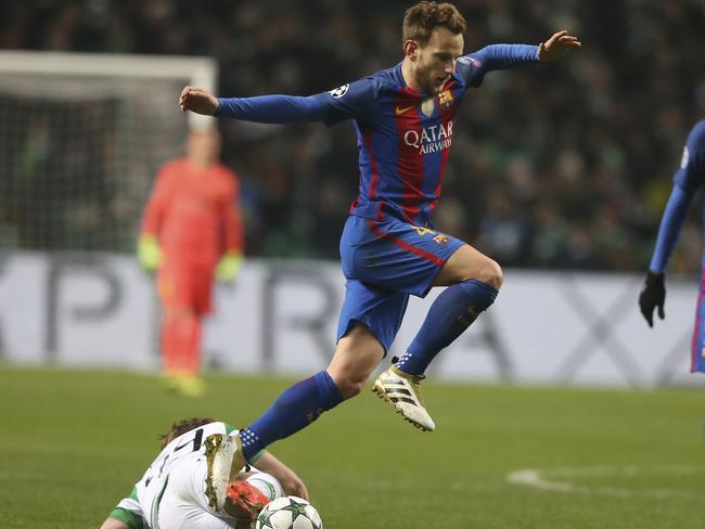 Barcelona's Ivan Rakitic.