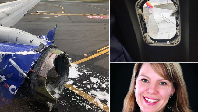 Southwest Airlines Flight Engine Explodes As Plane From