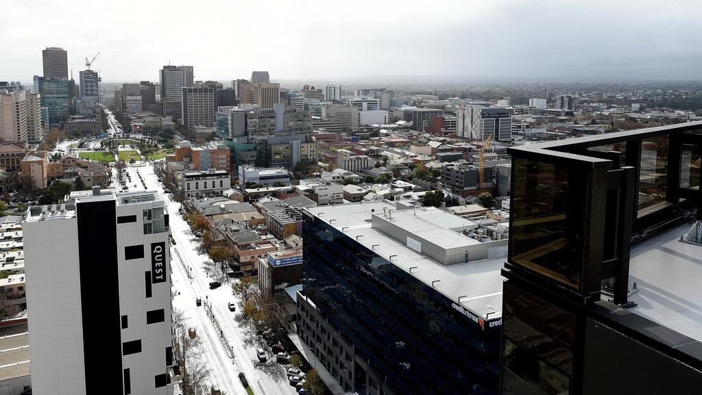 Adelaide's tallest home, $100 million Vue apartments opens ...