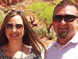 Man accused of murdering wife on cruise.