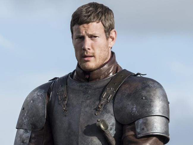 English actor Tom Hopper in the seventh season of the HBO series <i> Game of Thrones</i>. Picture: HBO