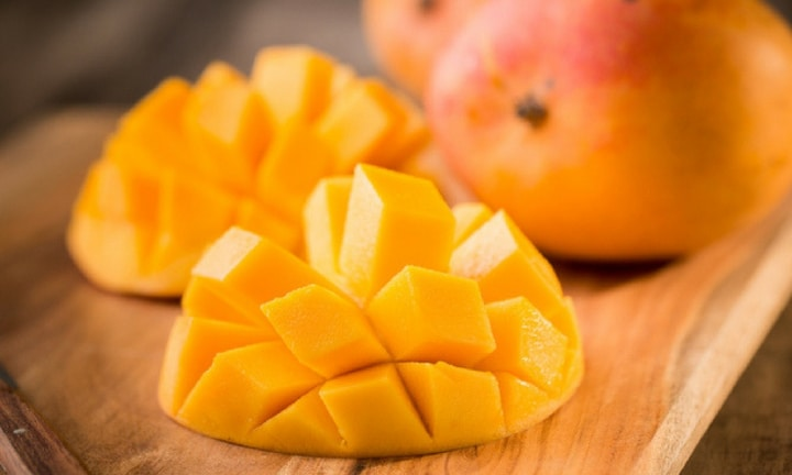Mangoes are being recalled due to fruit fly infestation