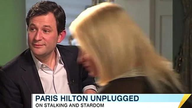 Good Morning America Home Invasion Interview : Paris hilton storms out of good morning america interview